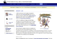 The Interstitial Arts Foundation