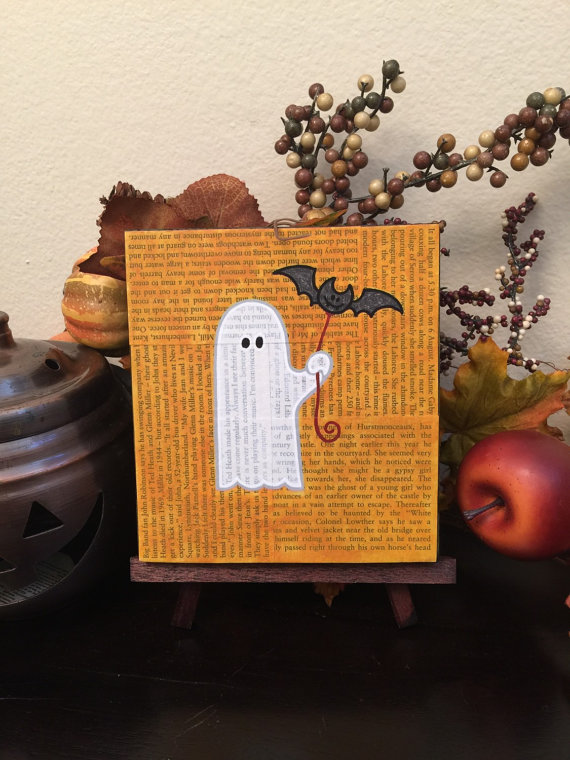 A Ghost and Its Bat
