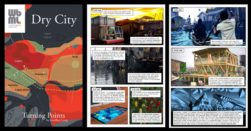 Dry City: Turning Points