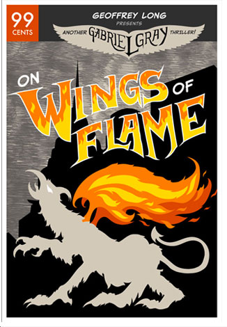 On Wings of Flame